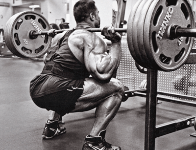 Mass Building: Squat and WorkOut Plan