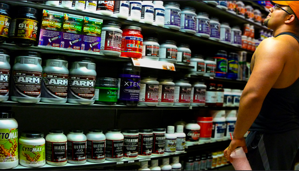 Strength Training Supplements: Supplements, Weights and Shakes