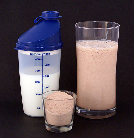 Strength Training Supplements: Whey Protein
