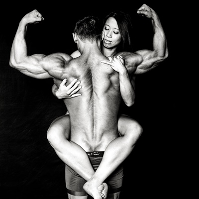 Build Muscle Faster With Your Perfect Partner
