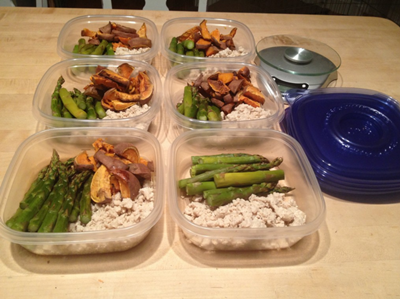 Meal Prep and Proper Nutrition for Bodybuilders: Modern World
