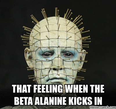 Amino Acids and the Effects on Your Body: Beta Alanine