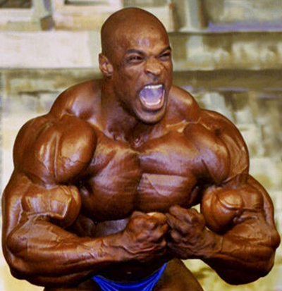 Supplements for Strength Training With Ronnie Coleman