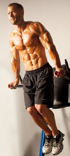 Triceps Training: Dips
