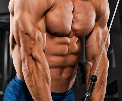 Triceps Training: Press-Downs