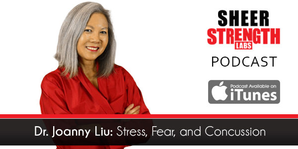 Dr Joanny: Liu Stress, Fear, and Concussion
