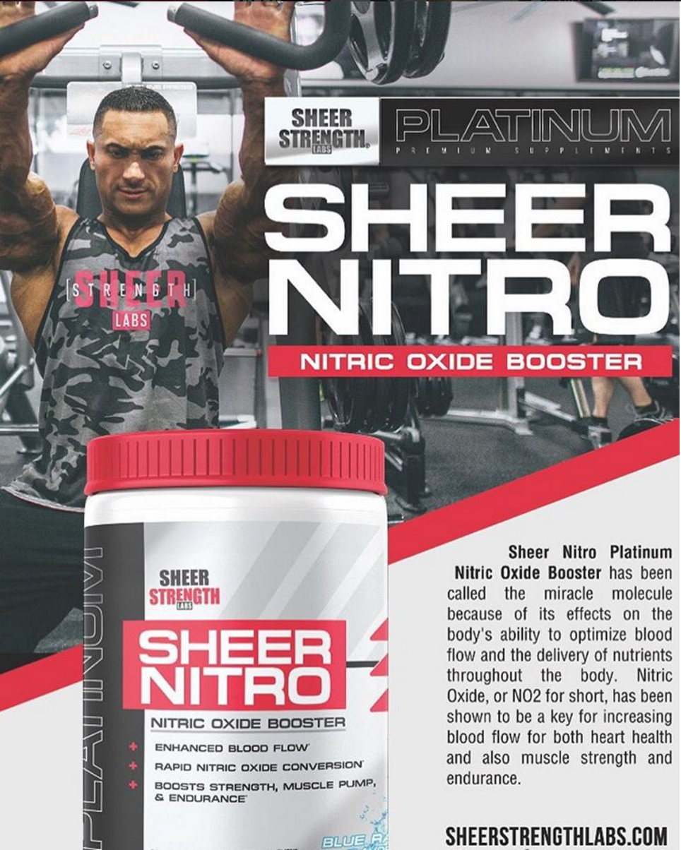 Sheer NO - Nitric Oxide