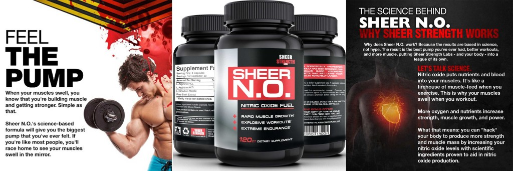 SheerNO - Nitric Oxide Fuel