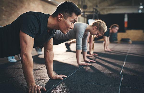 Fitness - Focus