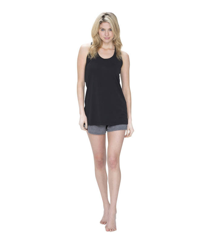 828 women racebacktank black front