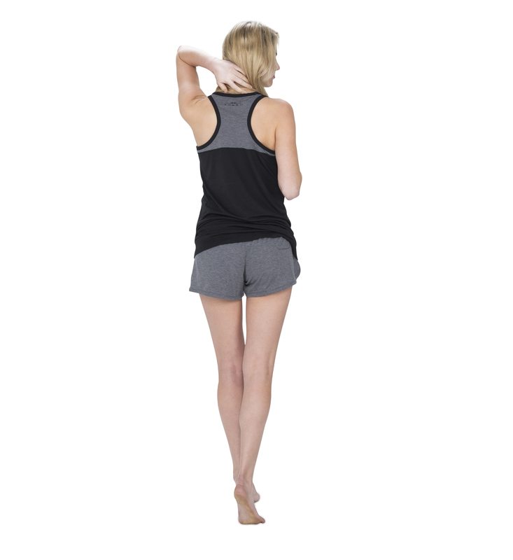 828 women racebacktank black back
