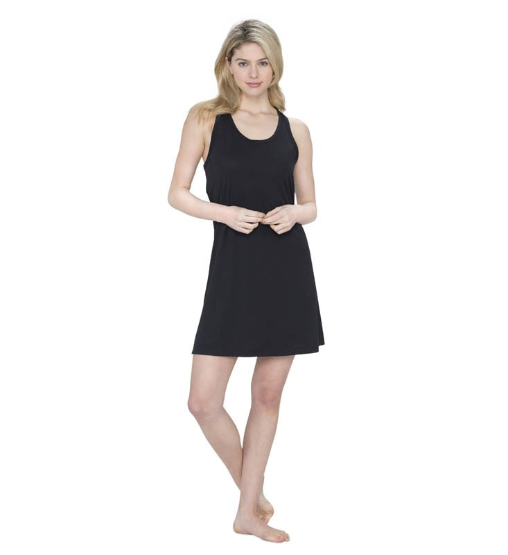 SHEEX® 828 Women's Racer Flare Tank Dress