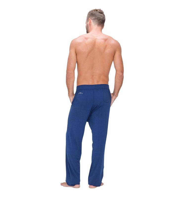 828 men pant cobaltblue back