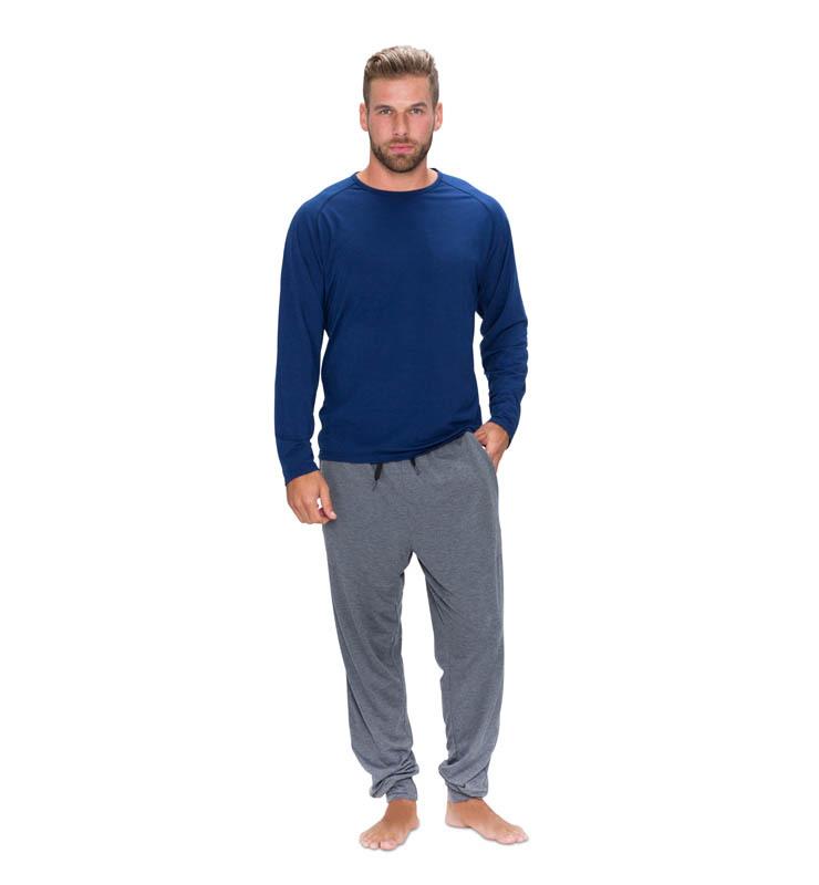 SHEEX® 828 Men's Long Sleeve Easy Tee