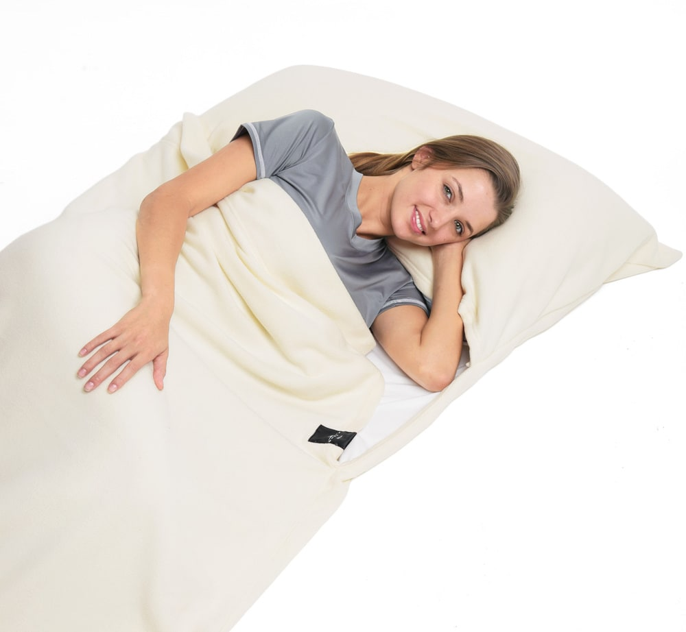 SHEEX® 2-IN-1 PERFORMANCE SLEEP•SAX
