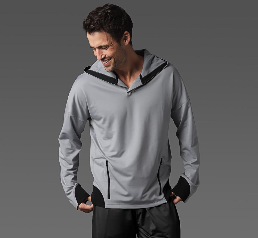 SHEEX® Men's Sport Hoodie