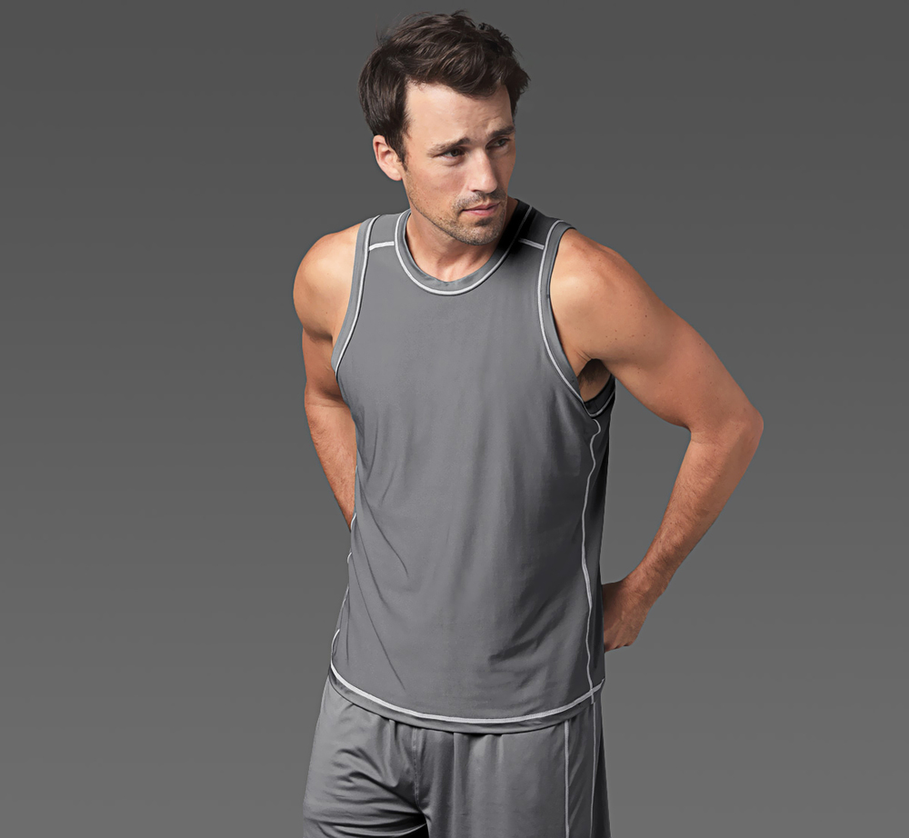 SHEEX® Men's Sport Tank
