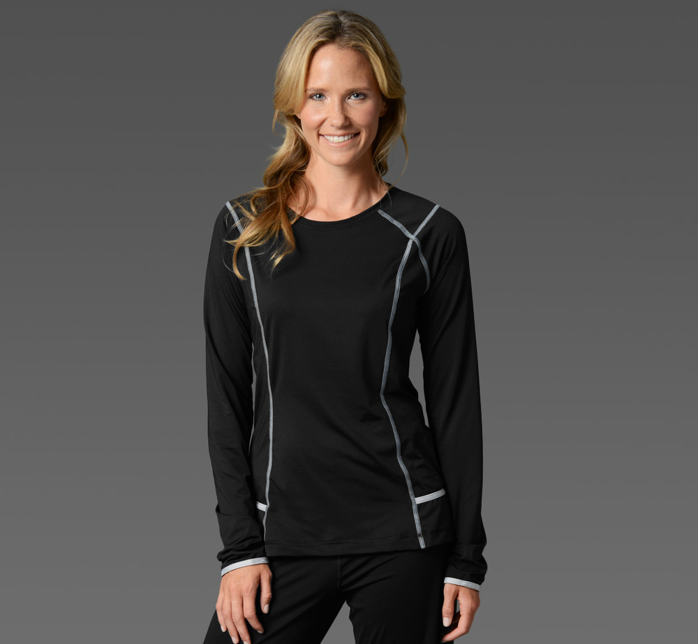 SHEEX® Women's Long Sleeve Tee