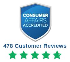 Consumer Affairs rating