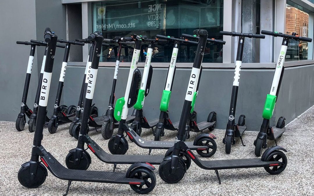 Scooters could provide an alternative. If government would let consumers decide.