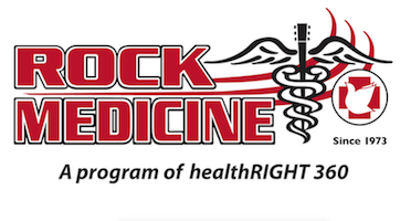 HealthRIGHT 360 - Rock Medicine