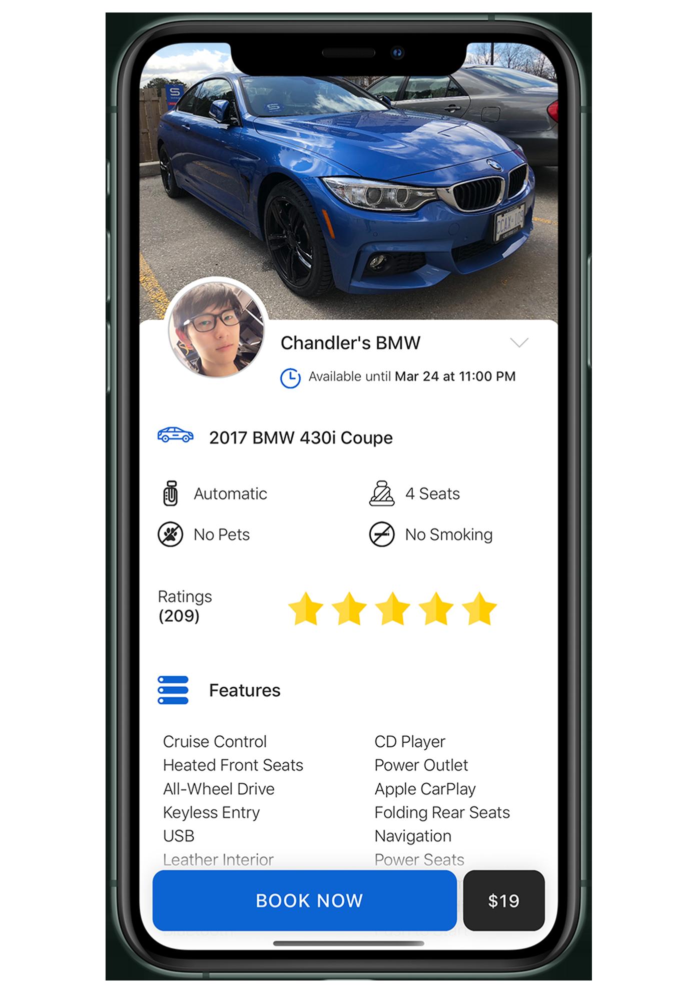 ShiftRide iOS Mobile App