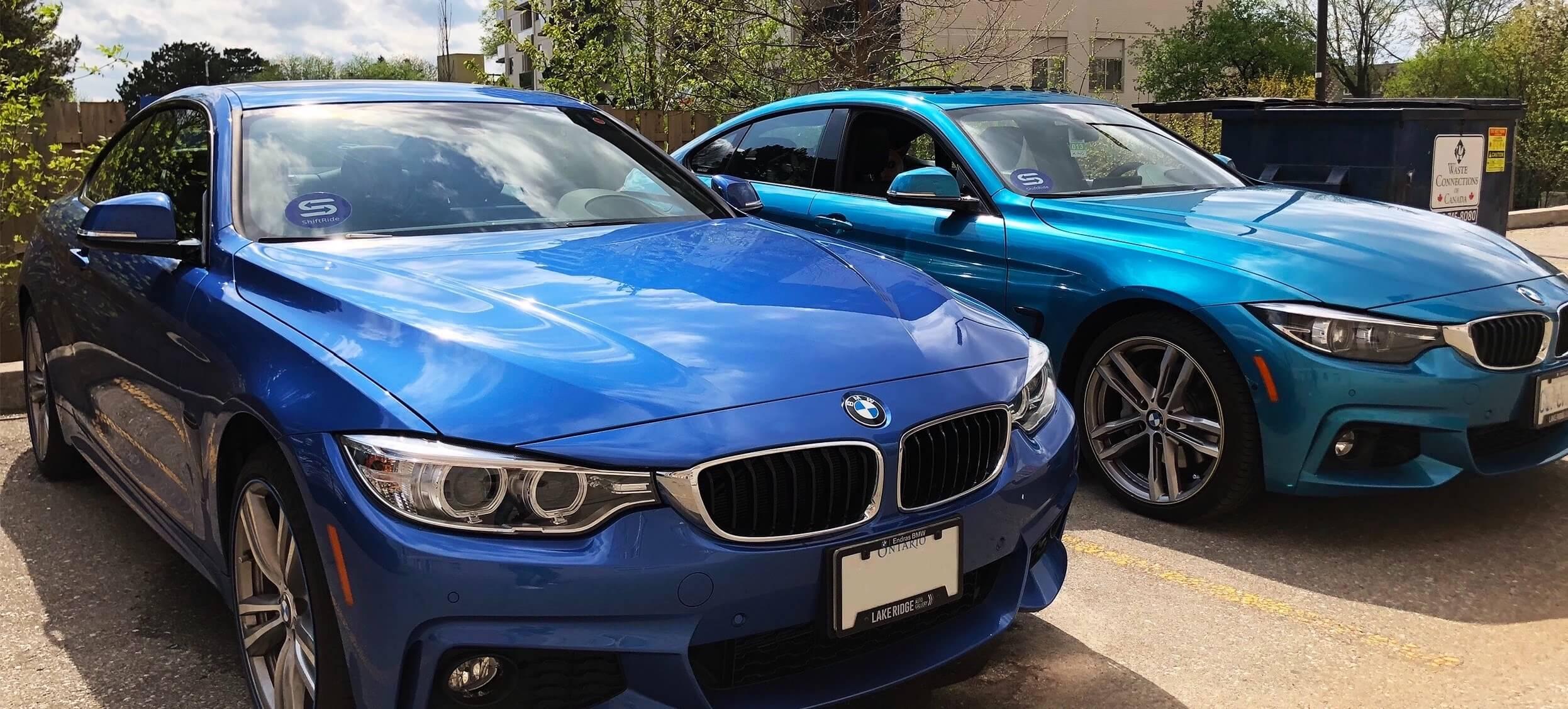 BMW Luxury Car 430i 440i 428i