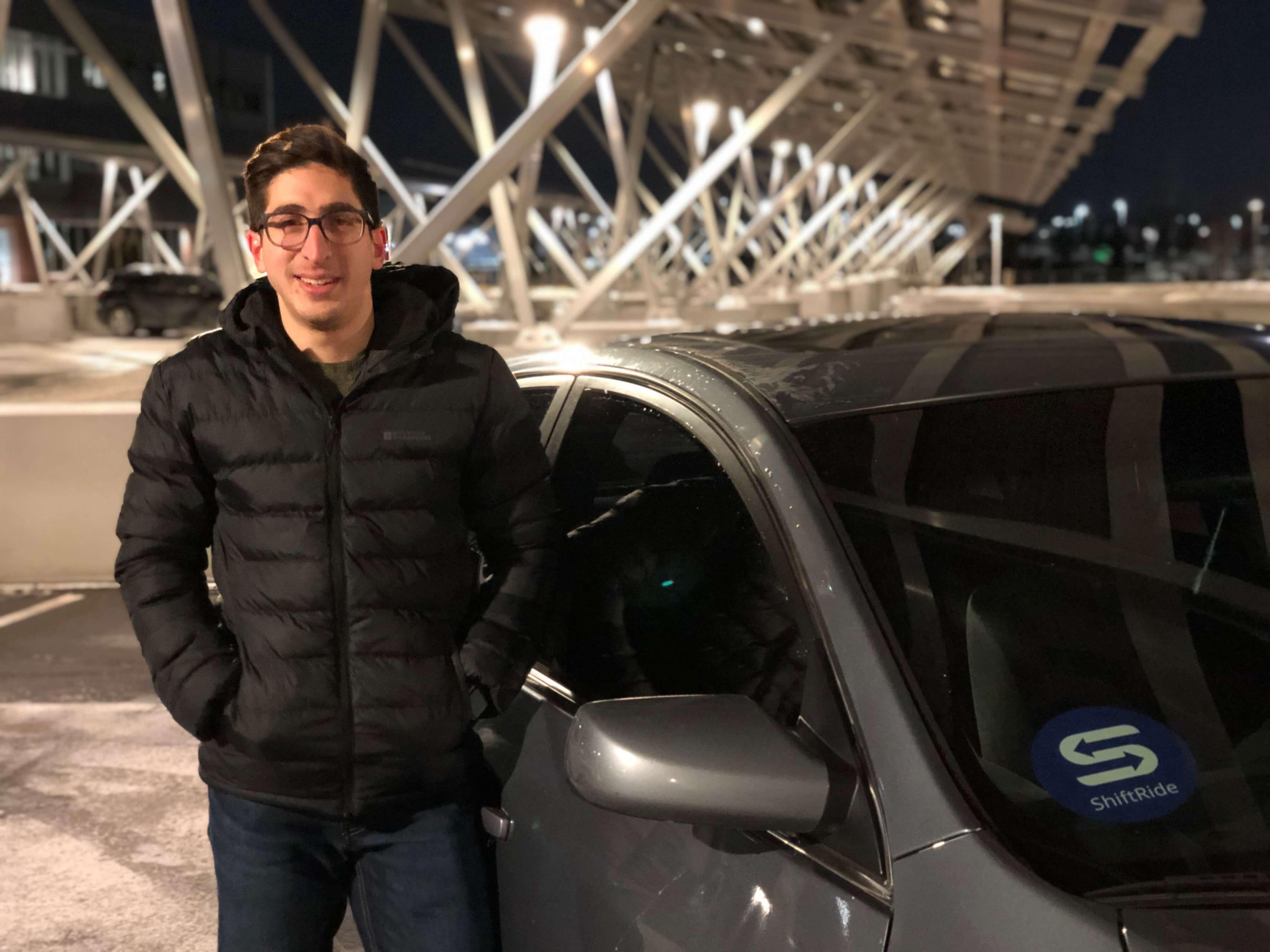 Rayan Car Sharing Nissan Altima