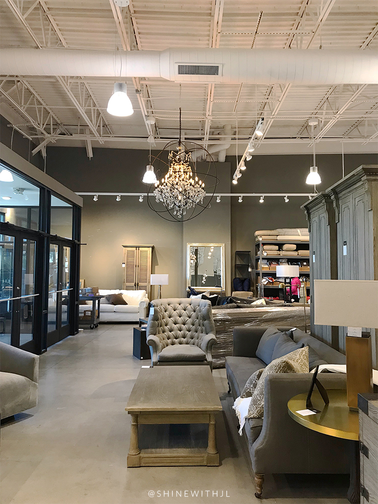 Restoration Hardware Outlet >> Restoration Hardware Outlet Asheville Round Crystal