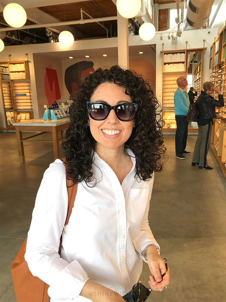 My First Warby Parker Experience Shinewithjl