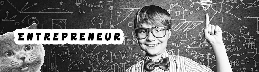 Students — Be Entrepreneurs!