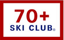 70+ Ski Club's Logo