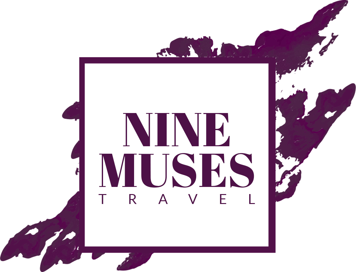 Nine Muses Travel's Logo