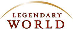 Legendary World, Las Vegas's Logo