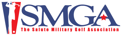 Salute Military Golf Association's Logo