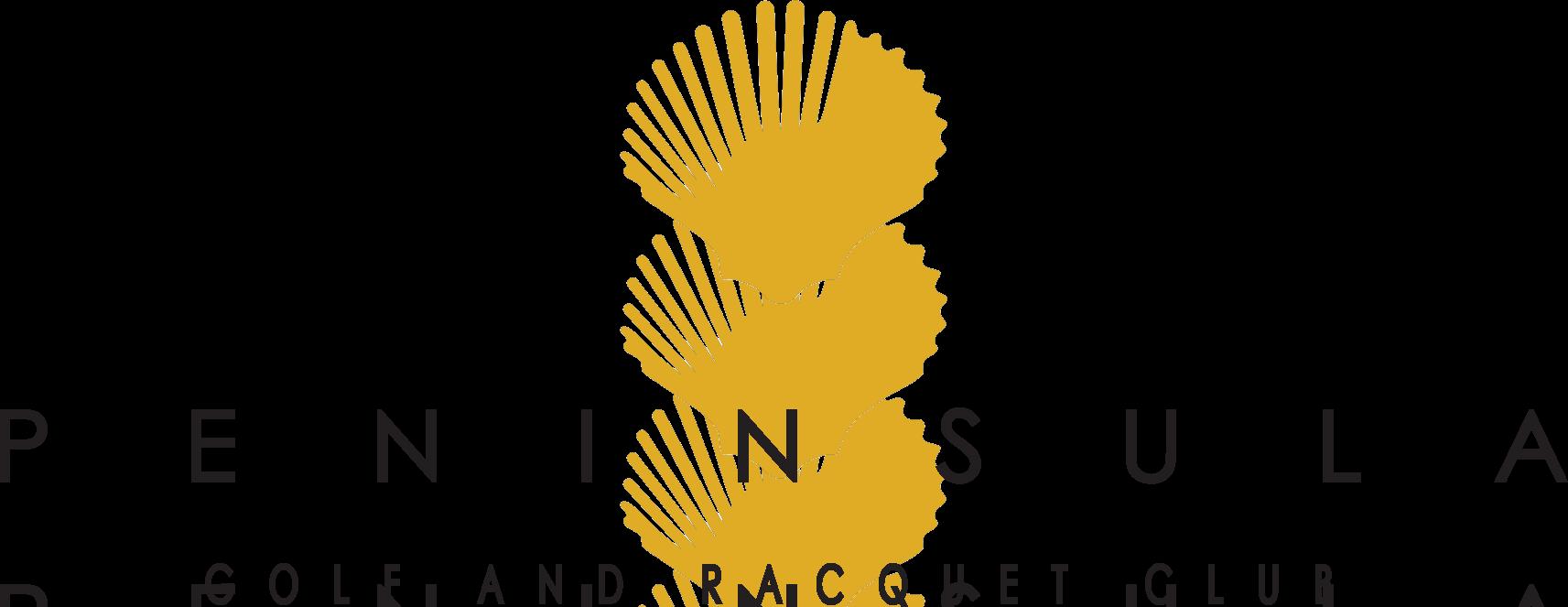 Peninsula Golf & Racquet Club's Logo
