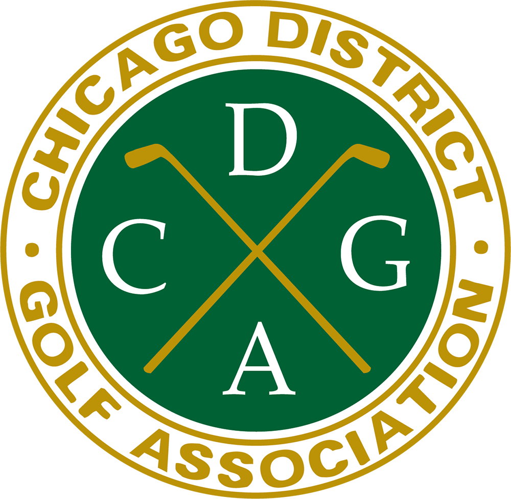 Chicago District Golf Association's Logo