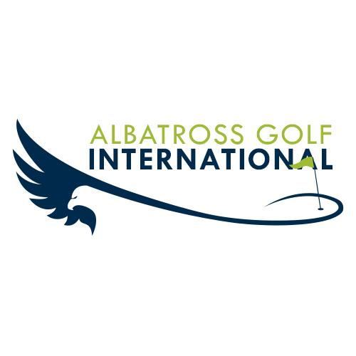 albatross golf international's Logo