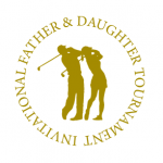 The 13th World Invitational Father & Daughter Golf Tournament's Logo