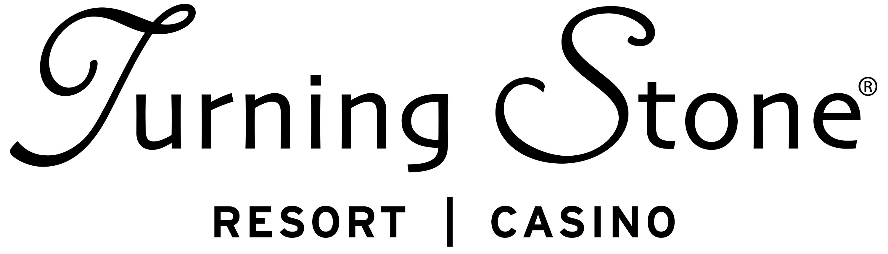 Turning Stone Resort's Logo