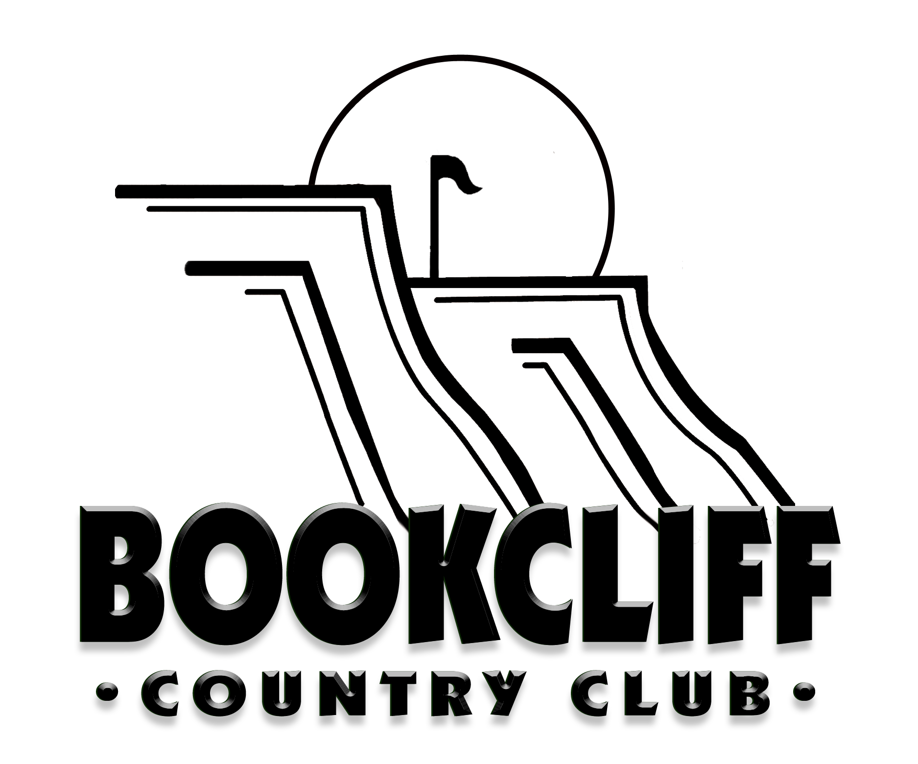 Bookcliff Country Club's Logo