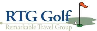 RTG Golf's Logo