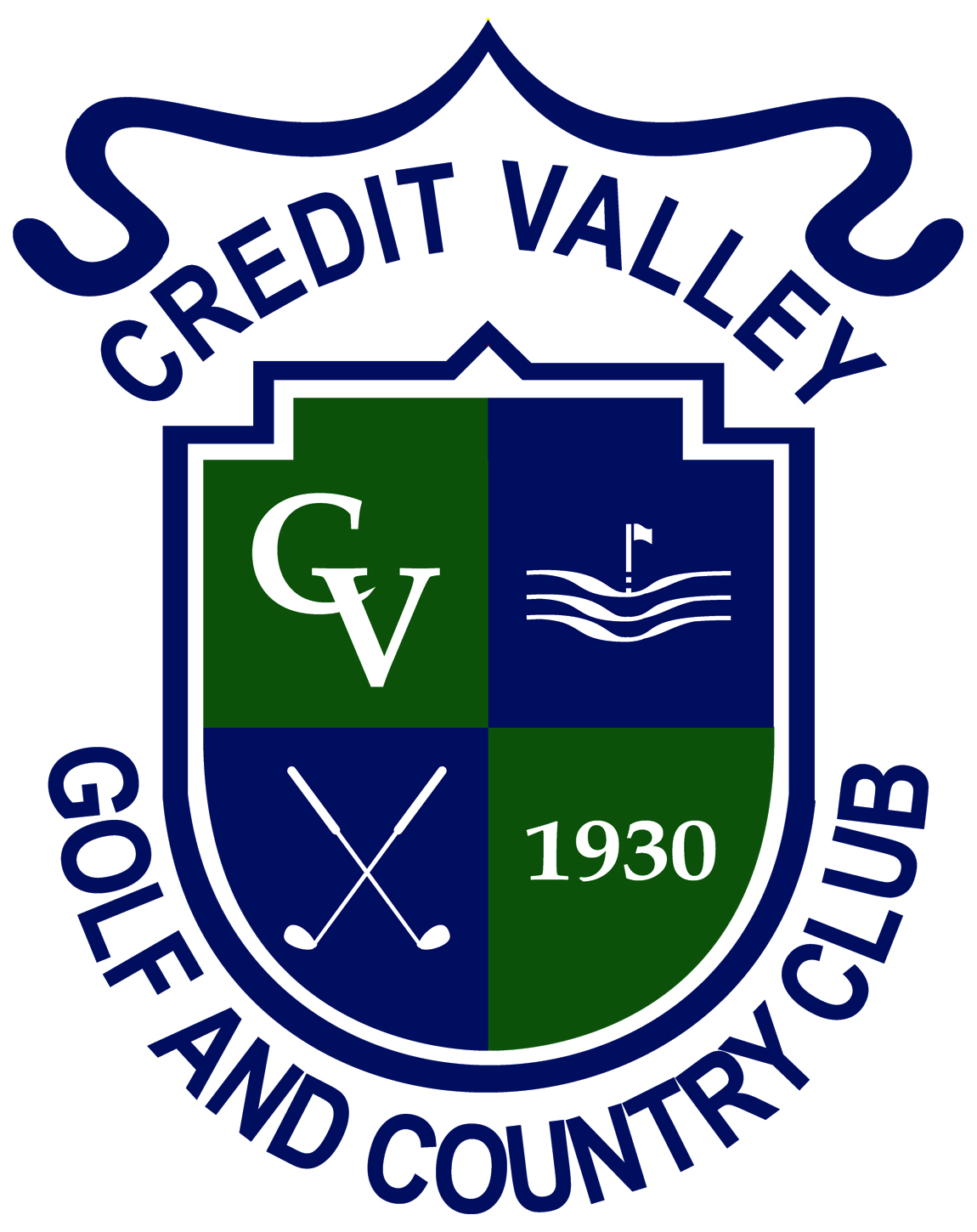 Credit Valley Golf and Country Club's Logo