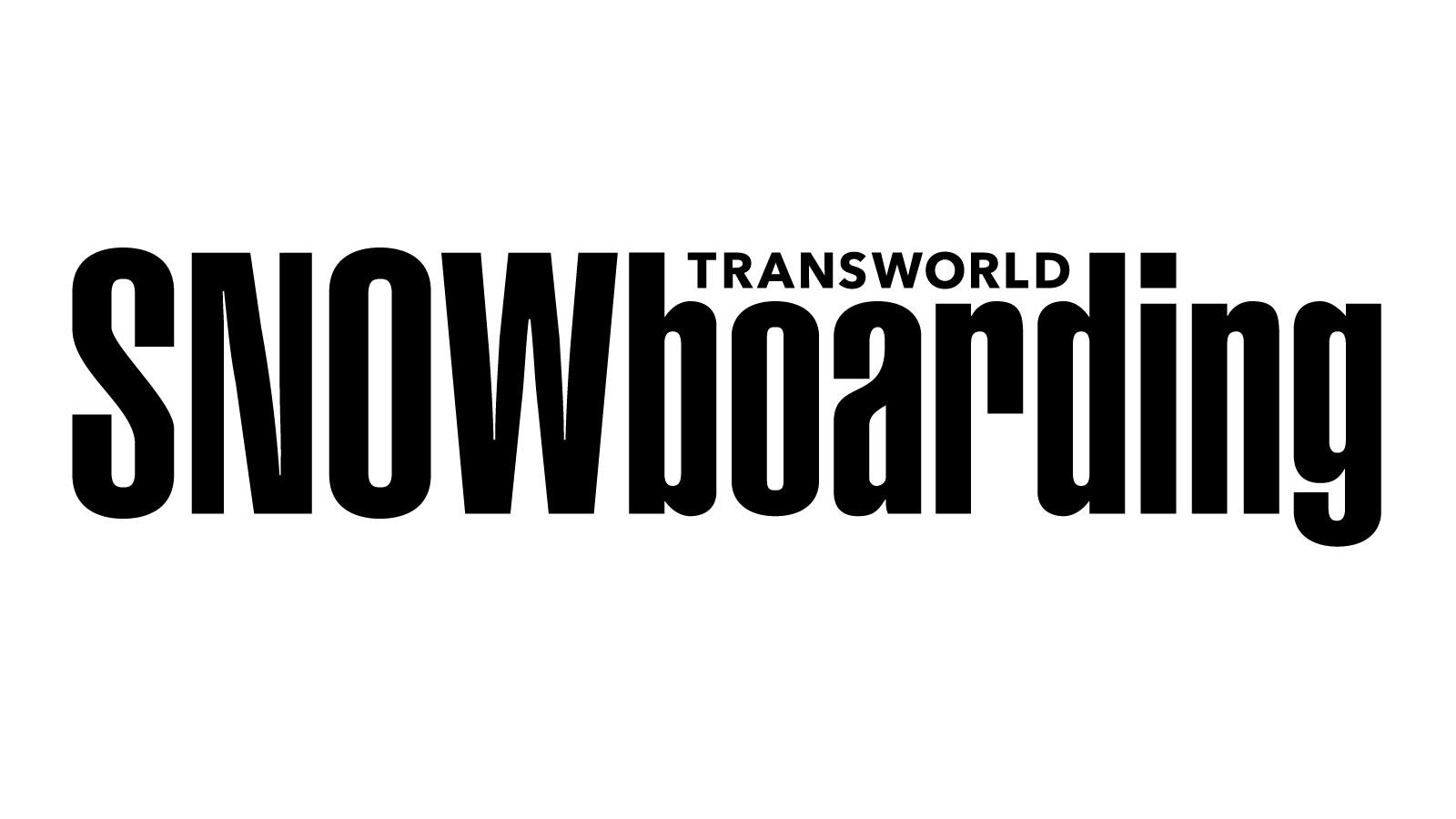 TransWorld SNOWboarding Magazine '19's Logo