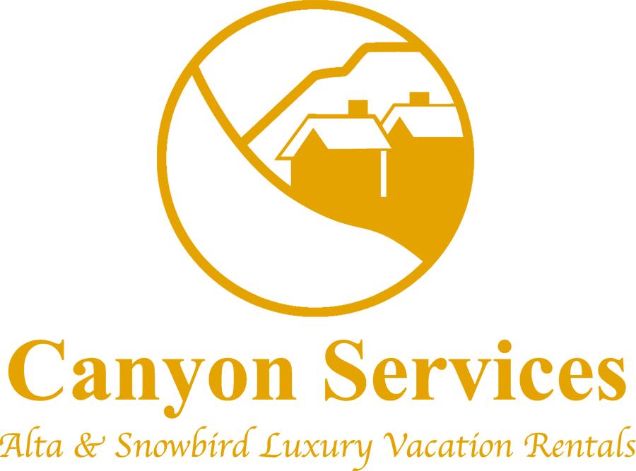 Canyon Services Alta & Snowbird Luxury Vacation Rentals's Logo
