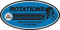 Rotations Bicycle Center's Logo
