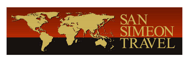 San Simeon Travel's Logo