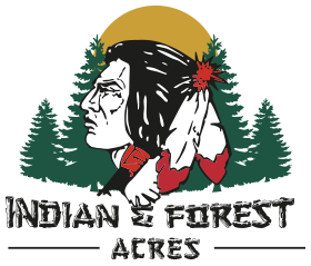 Indian & Forest Acres Camp's Logo