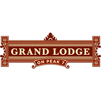 Grand Lodge on Peak 7's Logo