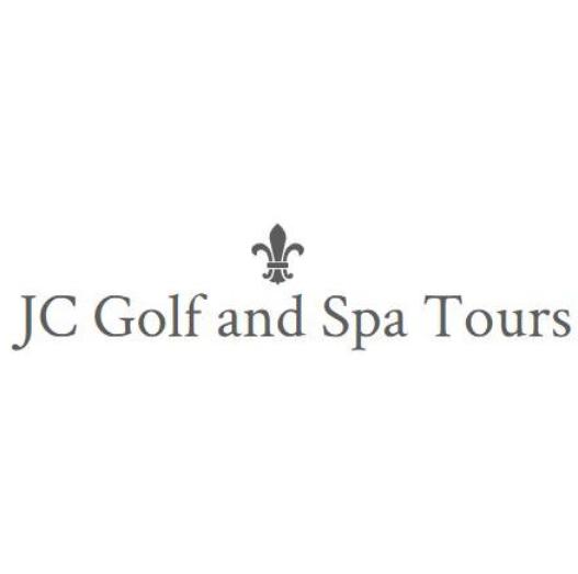 JC Golf and Spa Tours Pebble Beach Trip's Logo